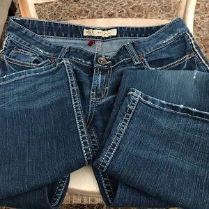 BKE DENIM ~ Stella boot 39x31 1/2 stretch jeans